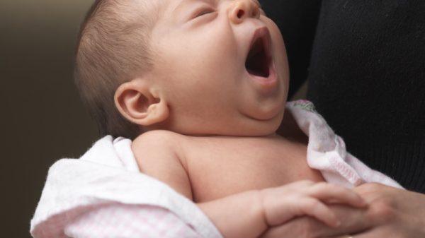 Бебе зева